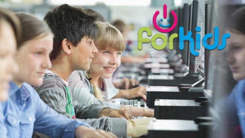 آموزش کامپیوتر کودکان
